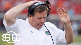 Why is Jim McElwain out as coach of Florida football? | SportsCenter | ESPN