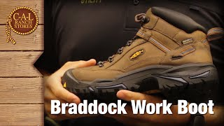 Keen Braddock All Leather Boots