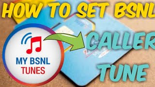 How to set BSNL tune free tamil