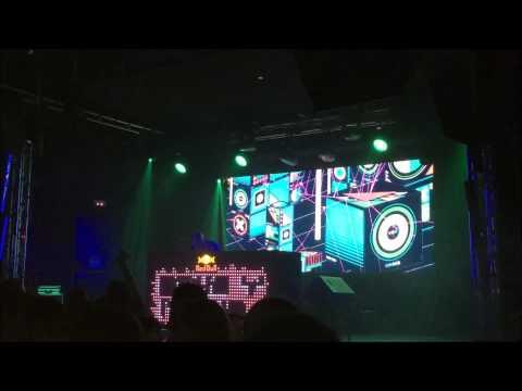 OSCARMINA DJ en el Ocho y Medio (Madrid 2015)