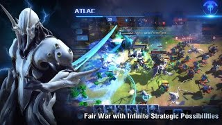 Art Of War: Red Tides - Atlac Build - Android Gameplay