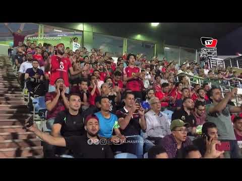 حمودي ومروان محسن يتلقيان النصيب الأكبر من هتافات جمهور الأهلي في مباراته أمام الاتحاد