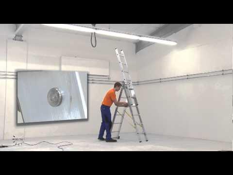 ZARGES Aufbauvideo: Mehrzweckleiter