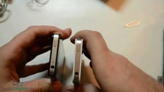 Китайский iPhone 4S против оригинального iPhone 4S (часть 1)
