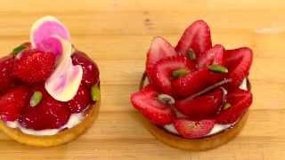 Рецепт приготовления тарталеток с ягодами