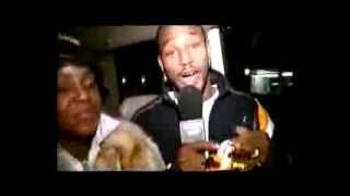 Cam'ron, Juelz Santana & Jim Jones in London! Dipset! Part 01 - Westwood