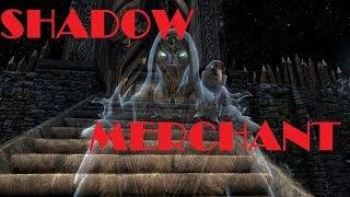 Skyrim Mods: Shadow Merchant