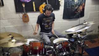3 Doors Down. Duck And Run. Drum Cover.