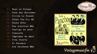 Los Panchos. Trio 3 Formaciones. Colección Mexico #20 (Full Album/Álbum Completo)