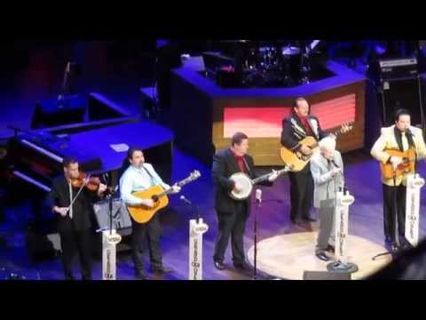 Grand Ole Opry - Ralph Stanley & The Clinch Mt. Boys