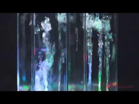 Dancing Water Speakers - Xcellon - Amazing