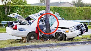 Police INSTANT KARMA and FAILS  / Caught by the Police, Instant Justice and Car Chase Compilation