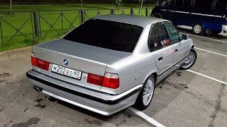 М БАМПЕР ДЛЯ МОЕЙ BMW E34! ТЕПЕРЬ ВИД БОМБА!