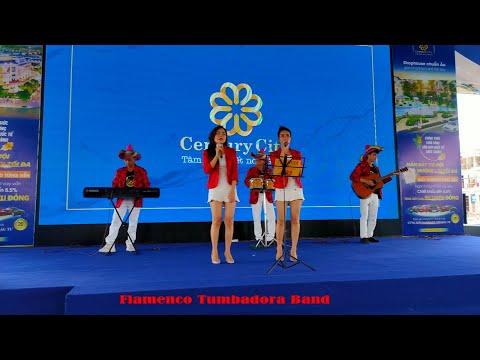 LỄ KÝ KẾT ĐẦU TƯ DỰ ÁN CENTURY CITY LONG THÀNH 24/4/2021 TUMBADORA FLAMENCO BAND