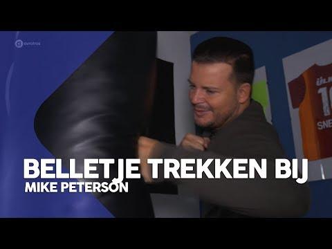 De Boksbal Van Mike Peterson Belletje Trekken Bij Mike Peterson