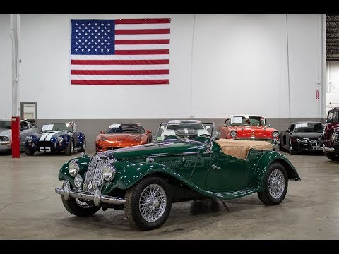 1954 MG TF (CC-1318695) for sale in Kentwood, Michigan