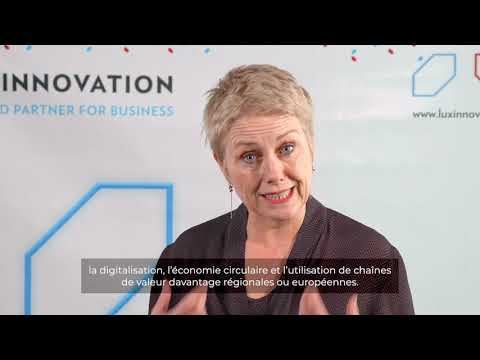 Fit 4 Resilience - Sasha Baillie, CEO of Luxinnovation