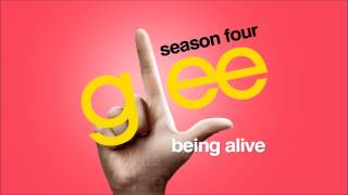 Being Alive - Glee [HD Full Studio]