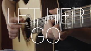 Passenger - Let Her Go - Fingerstyle Guitar Cover By James Bartholomew