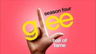 Hall Of Fame | Glee [HD FULL STUDIO]