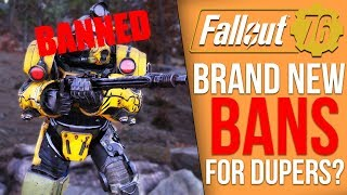 Fallout 76 Players Found a Secret Dev Room, then got banned for it