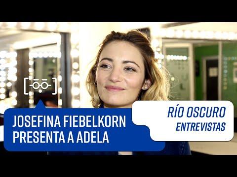 Josefina Fiebelckorn presenta a Adela | Entrevistas | Río Oscuro