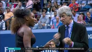 Film do artykułu: Serena Williams wyzwała...