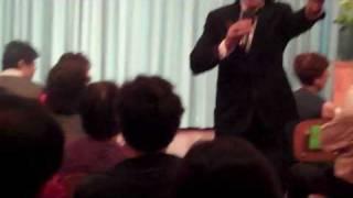 Jonathan Badon's Concert, Den Haag-NL 18 june