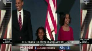 John Legend If your Out there Obama Victory