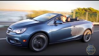 2016 Buick Cascada - Review and Road Test