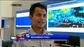 Cuaca Panas Dan Terik Menyengat Di Jakarta NET5
