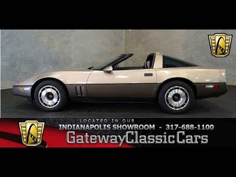 Video of '85 Corvette - L3PW