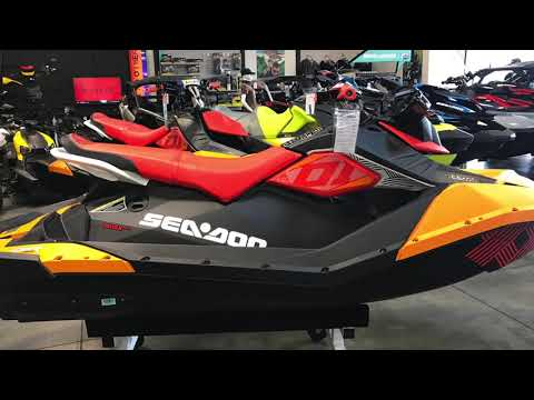2018 Sea-Doo SPARK 2up 900 H.O. ACE iBR & Convenience Package Plus in Las Vegas, Nevada