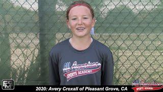 Avery Croxall