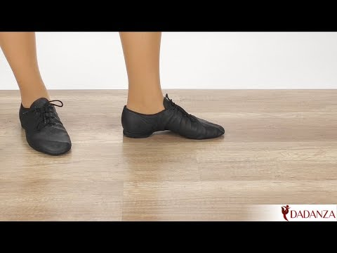 Bloch S0423 ultraflex - Damen Jazzschuh / Gymnastikschuh