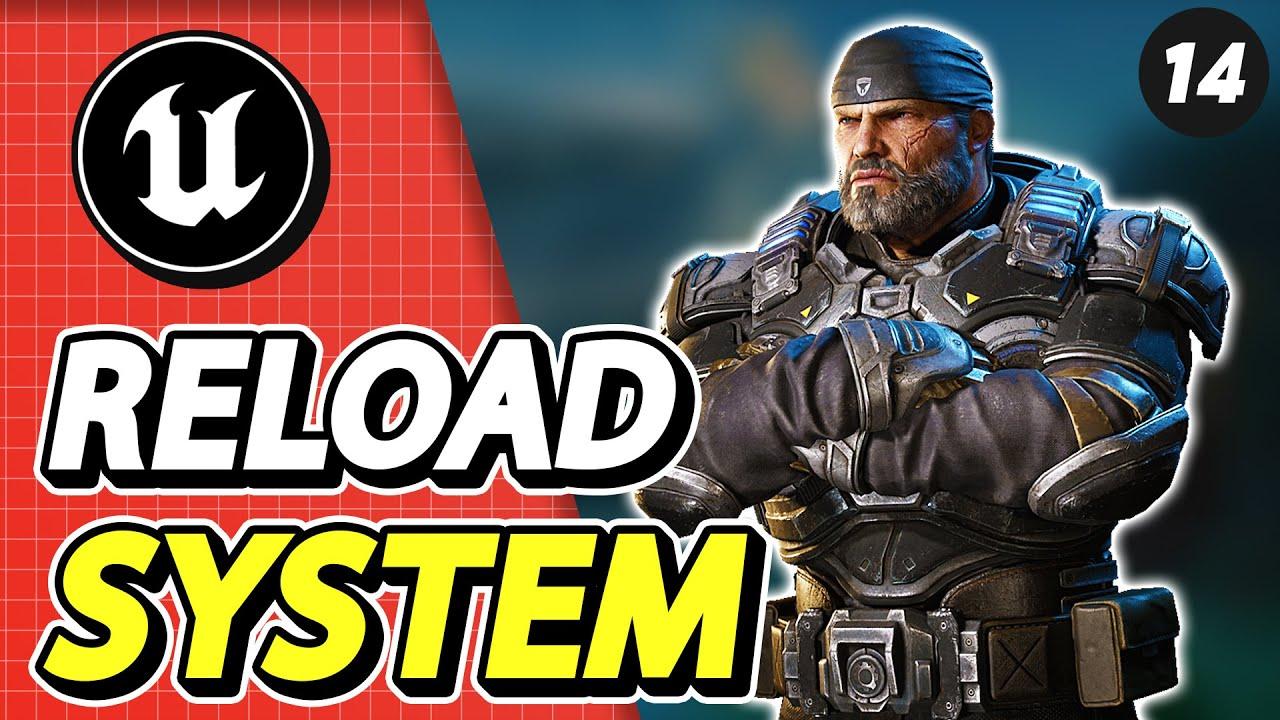 #14 UE4 Ammo System | Active Reload System pt. 1  | Tuto Arme UE4 | Unreal Engine 4 Tuto FR