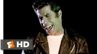 Grease (1978) - Sandy Scene (9/10) | Movieclips