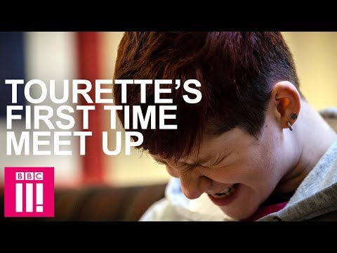When 5 People With Tourette's Meet For The First Time   MisFITS Like Us