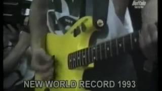 """""""On The Lie"""" New World Record Buffalo NY 1993"""