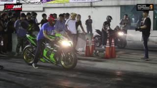 TNG of KAWASAKI NINJA TNG Drag Racing 2017 Super Bike 22 กรกฏาคม 2560