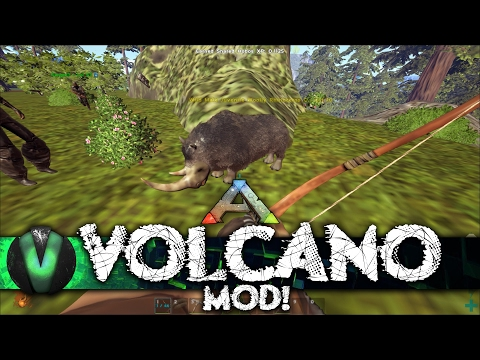 Otter Team 7 Are BACK, The Volcano Map PvP - Ark Survival Evolved