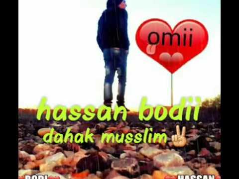Musslim dahak - hassan bodi   9 décembre 2016