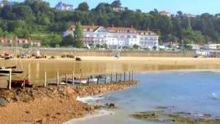 preview picture of video 'St Brelade's Bay Hotel'