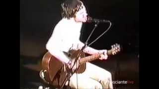 John Frusciante - Mascara Live New York