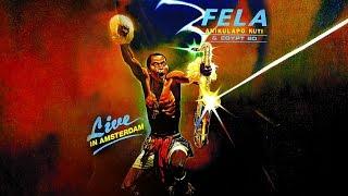 Fela Kuti   Live In Amsterdam (LP)