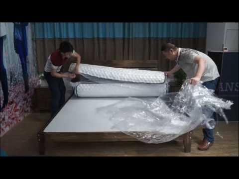 Compressed Pocket Spring Mattress