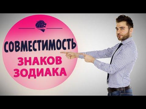 Совместимость знаков зодиака и другие вопросы 19.03.2018 Прямая линия Льва Вожеватова.