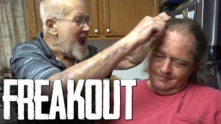 WRATH OF THE ANGRY GRANDPA!!