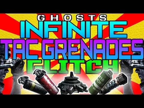 Unlimited Tactical Grenade Glitch Cod Ghosts