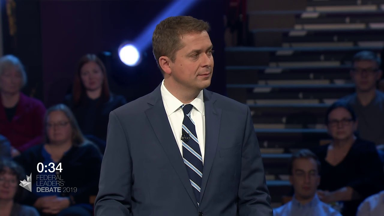Andrew Scheer debates Maxime Bernier about First Nations consent for new pipelines